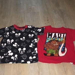 Disney Boys shirt